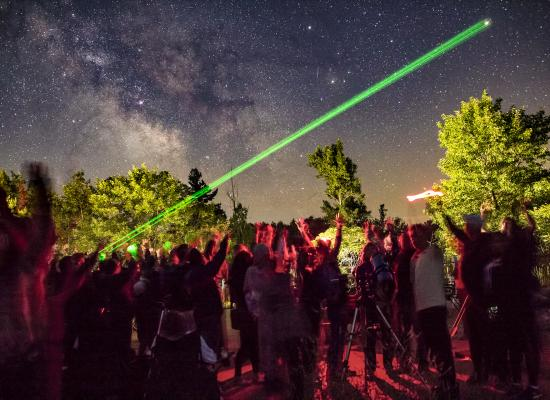 Stargazing Evenings at the DSVA
