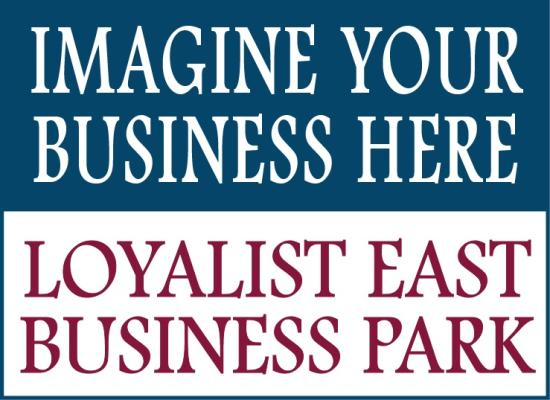 Imagine Your Business Here in Loyalist East Business Park