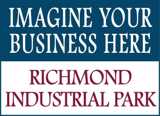 Imagine Your Business Here in Richmond Industrial Park