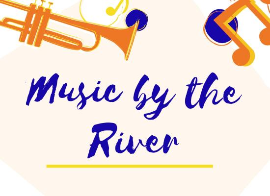 Music by the River Logo