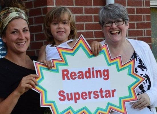 reading super star