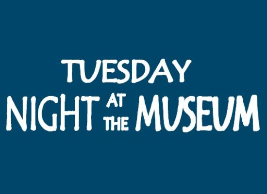 Tuesday Night at the Museum Logo