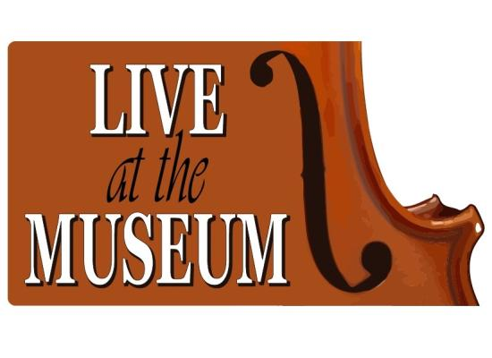 Live at the Museum Logo
