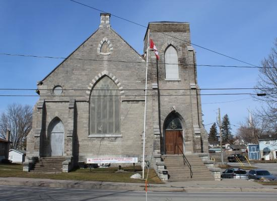 Canadian Museum of Fraternal Lodges