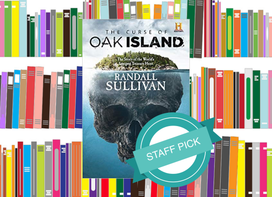 Staff Picks: The Curse of Oak Island | Lennox & Addington