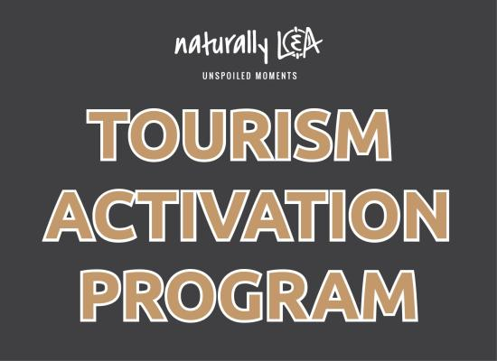 Tourism Activation Funding Program Logo