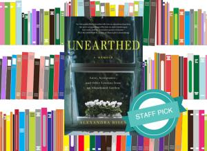 unearthed staff pick