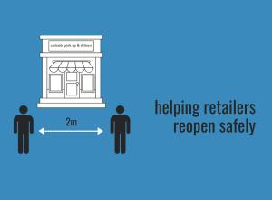 Helping Retailers Open Safely