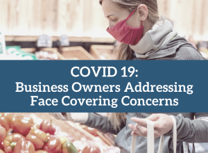 business owners and face mask concerns