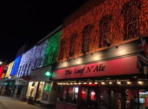 The Loaf N' Ale in Downtown Napanee